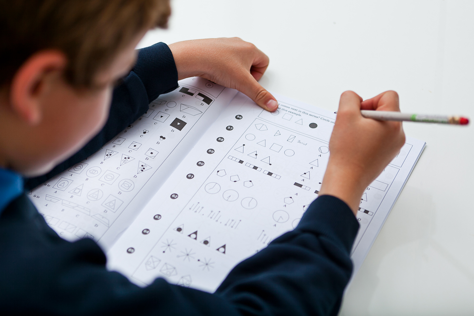 Non Verbal Reasoning Explained