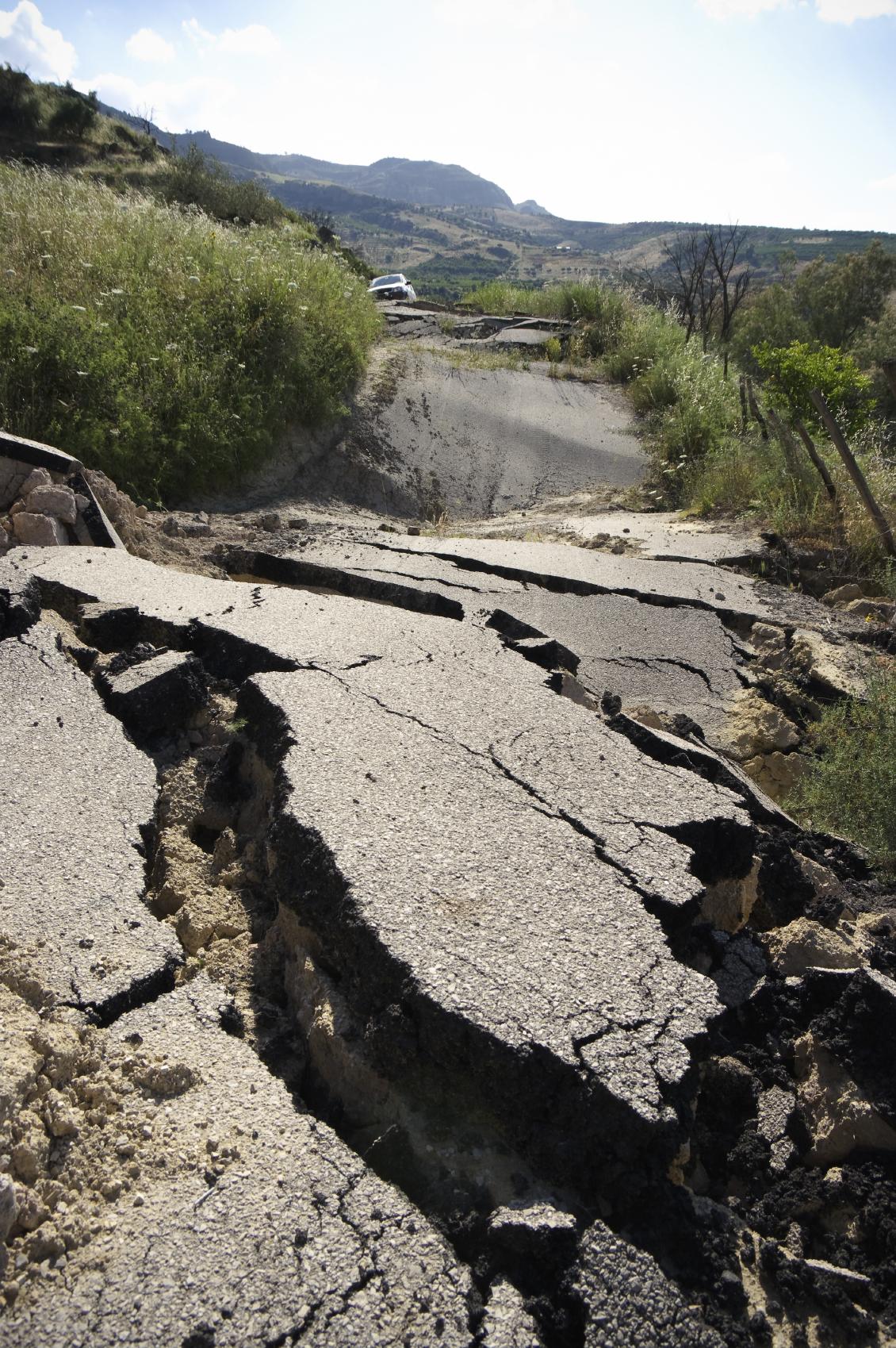 Earthquakes For Ks1 And Ks2 Children