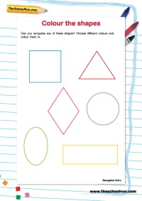 Free Advice Resources And Worksheets For Reception Ks1