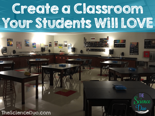 Create A Classroom Your Students Will Love