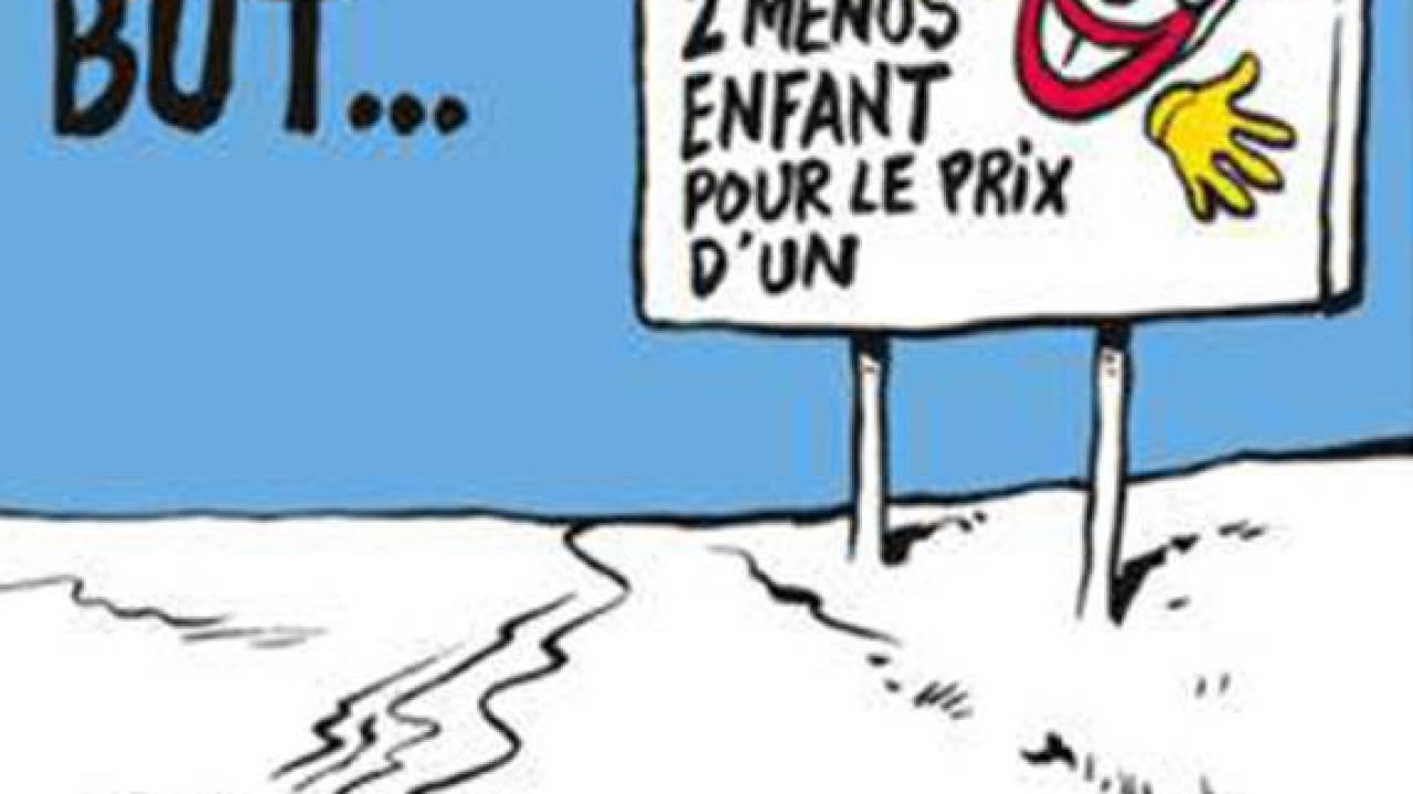 Charlie Hebdo makes fun of drowned Syrian boy | Science & Faith
