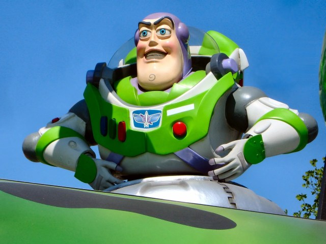 Buzz Lightyear - The Science Lab