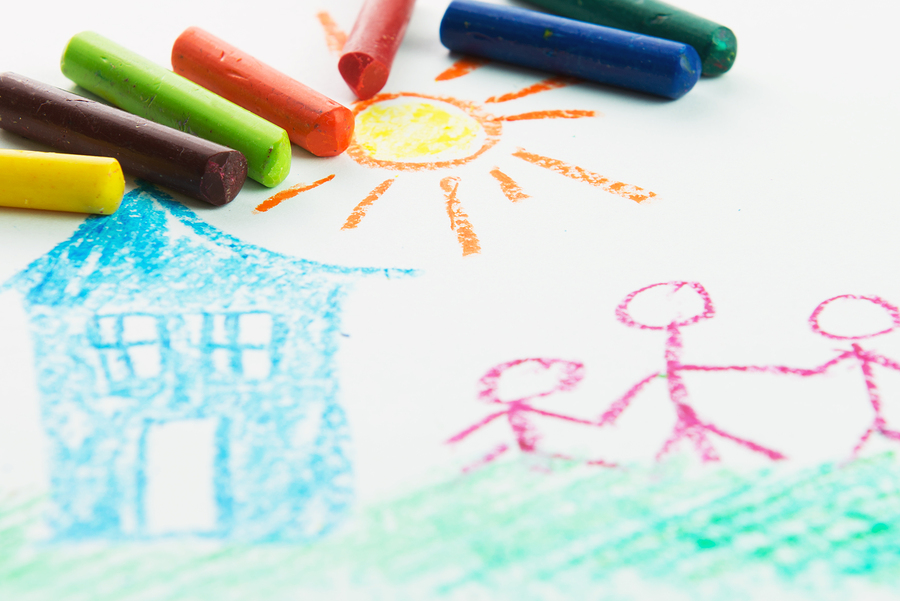 efficacy of drawings as a measure of attachment style and emotional disturbance: an australian children investigation