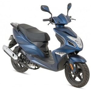 AGM R8 Blauw