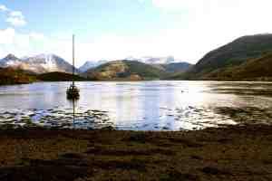 Loch Leven Glencoe Boat