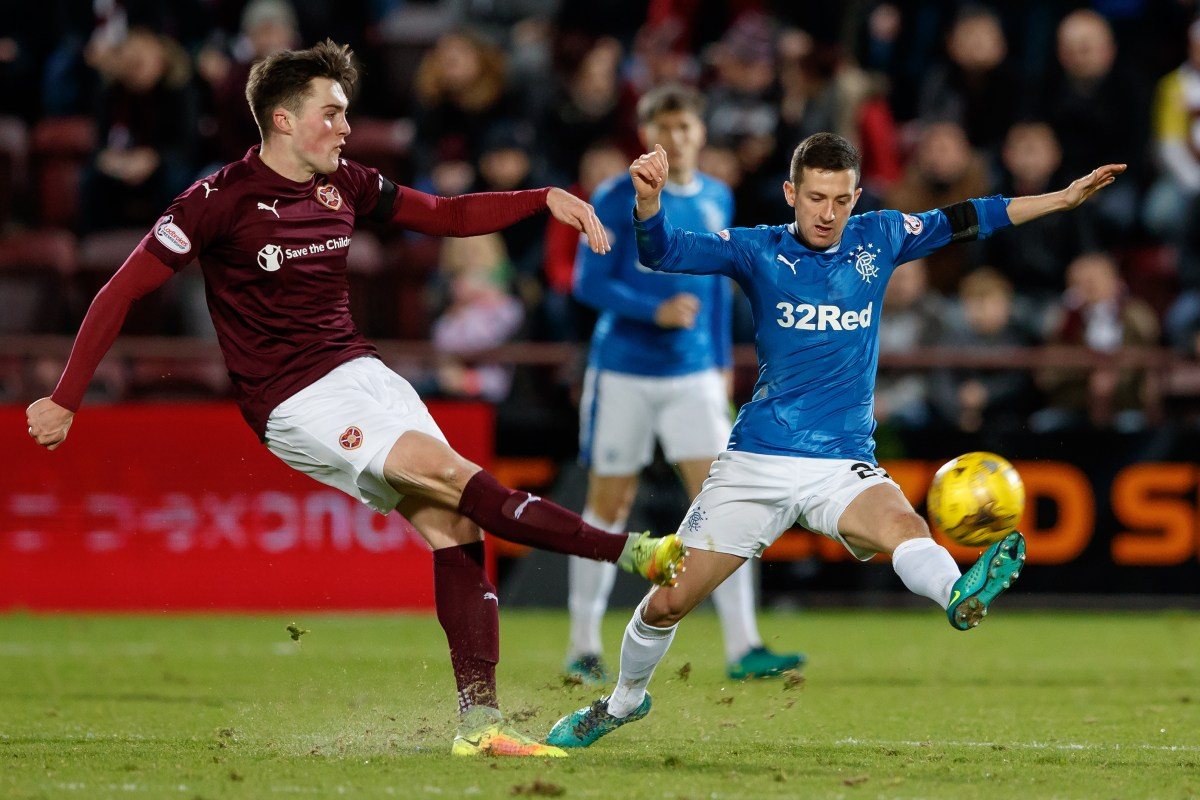 rangers vs hearts follow all the action from ibrox with