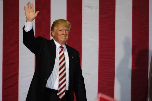 Campaigners are planning to march in Glasgow over Trump's proposed UK state visit