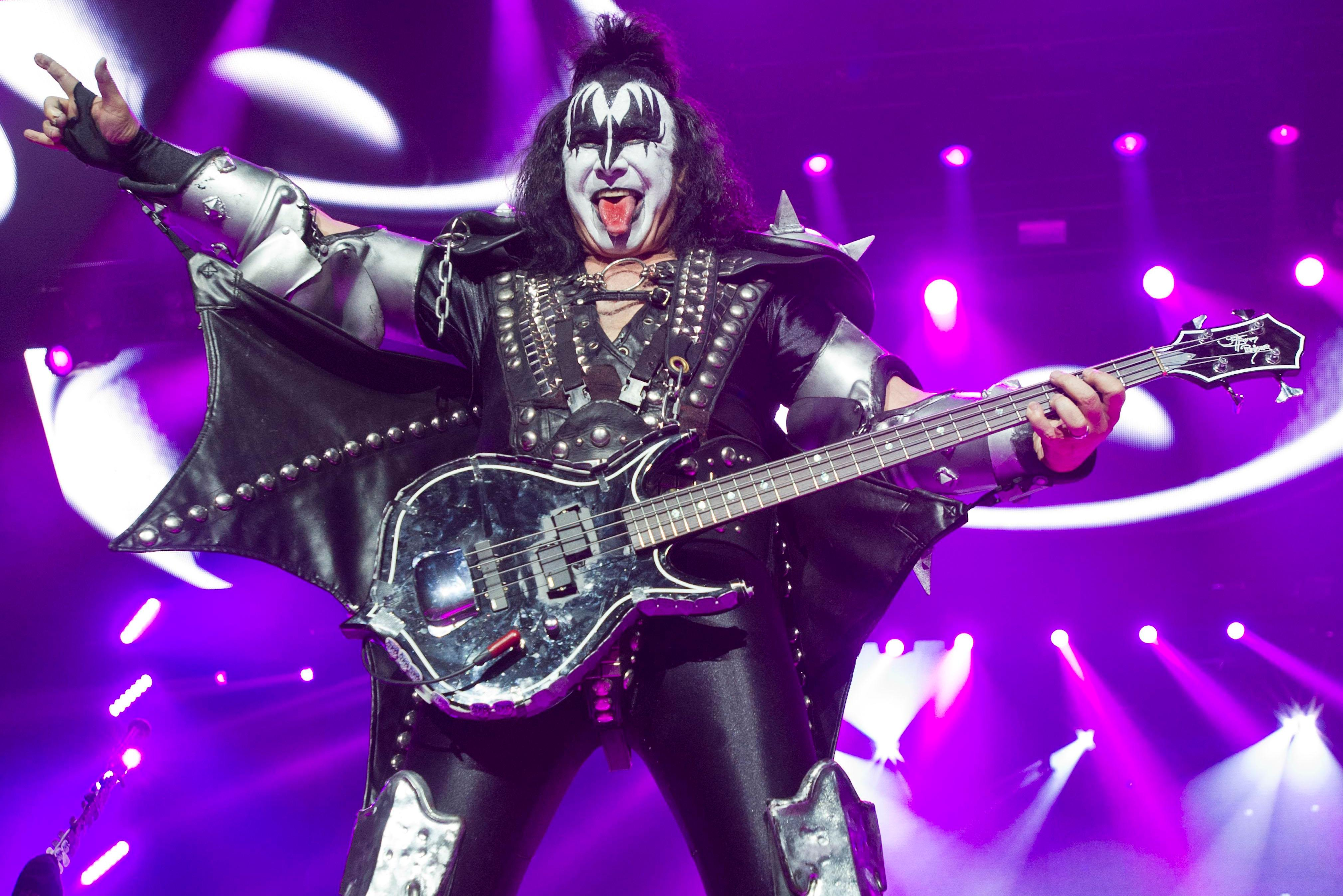 KISS tell Scotland to 'gie it laldy' at spectacular Glasgow show