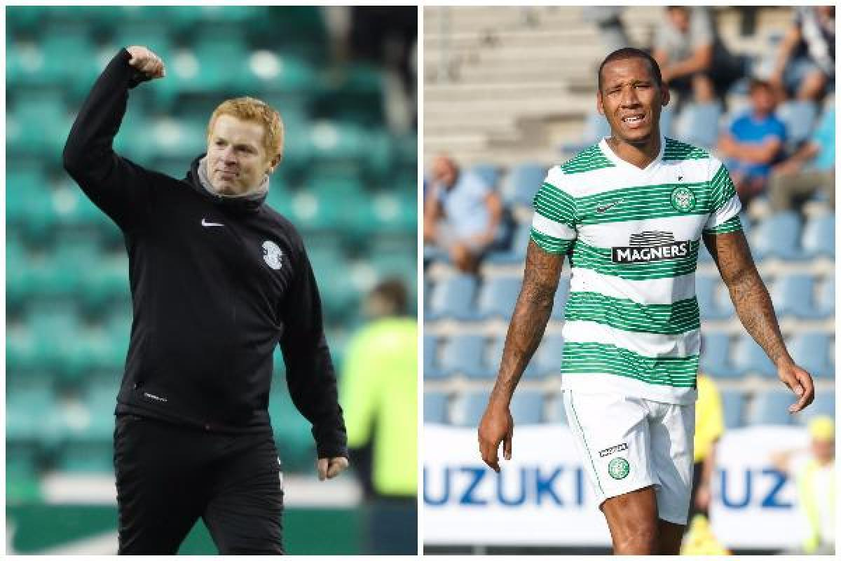 Ex-Celt Wilson backs Lennon but he didn't do shape and you could have Irn Bru