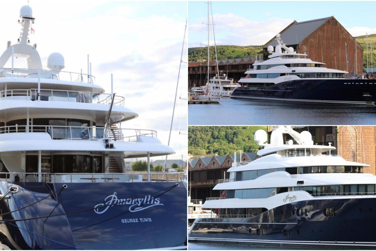 You Ll Never Guess Which Billionaire Us Businessman Has Moored His