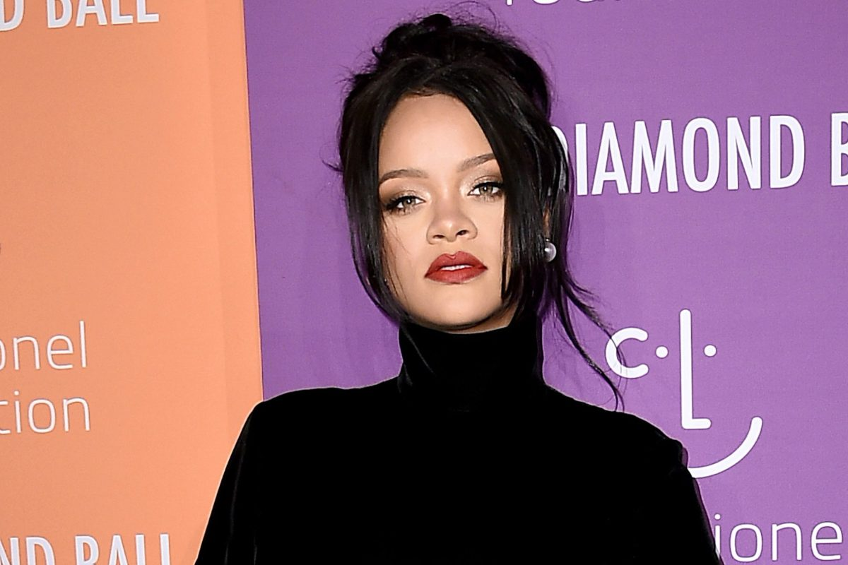 Rihanna joined by Cardi B and Karlie Kloss at her sexiest ever Diamond Ball in New York