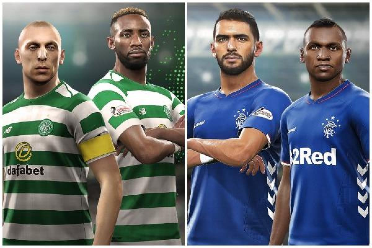 PES 2019: When will Celtic Park and Rangers' Ibrox be
