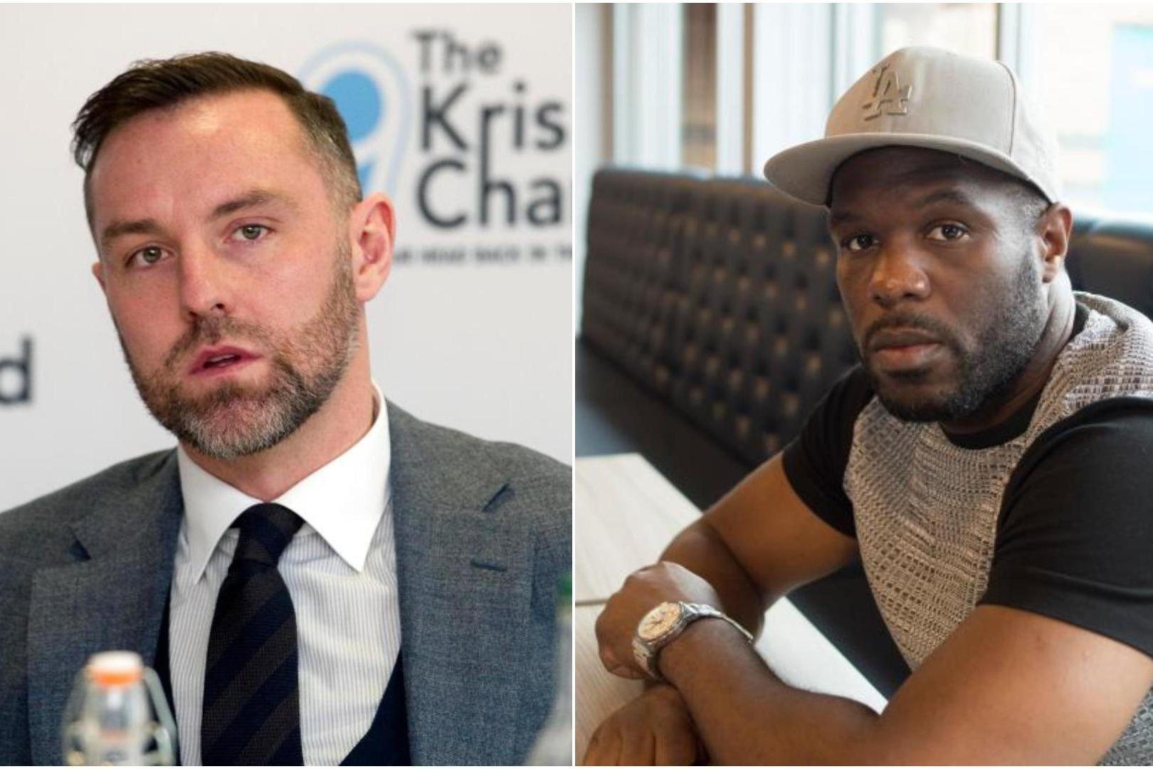 Kris Boyd calls for us to recognise men's mental health issues all year -  as footie stars back global Movember campaign