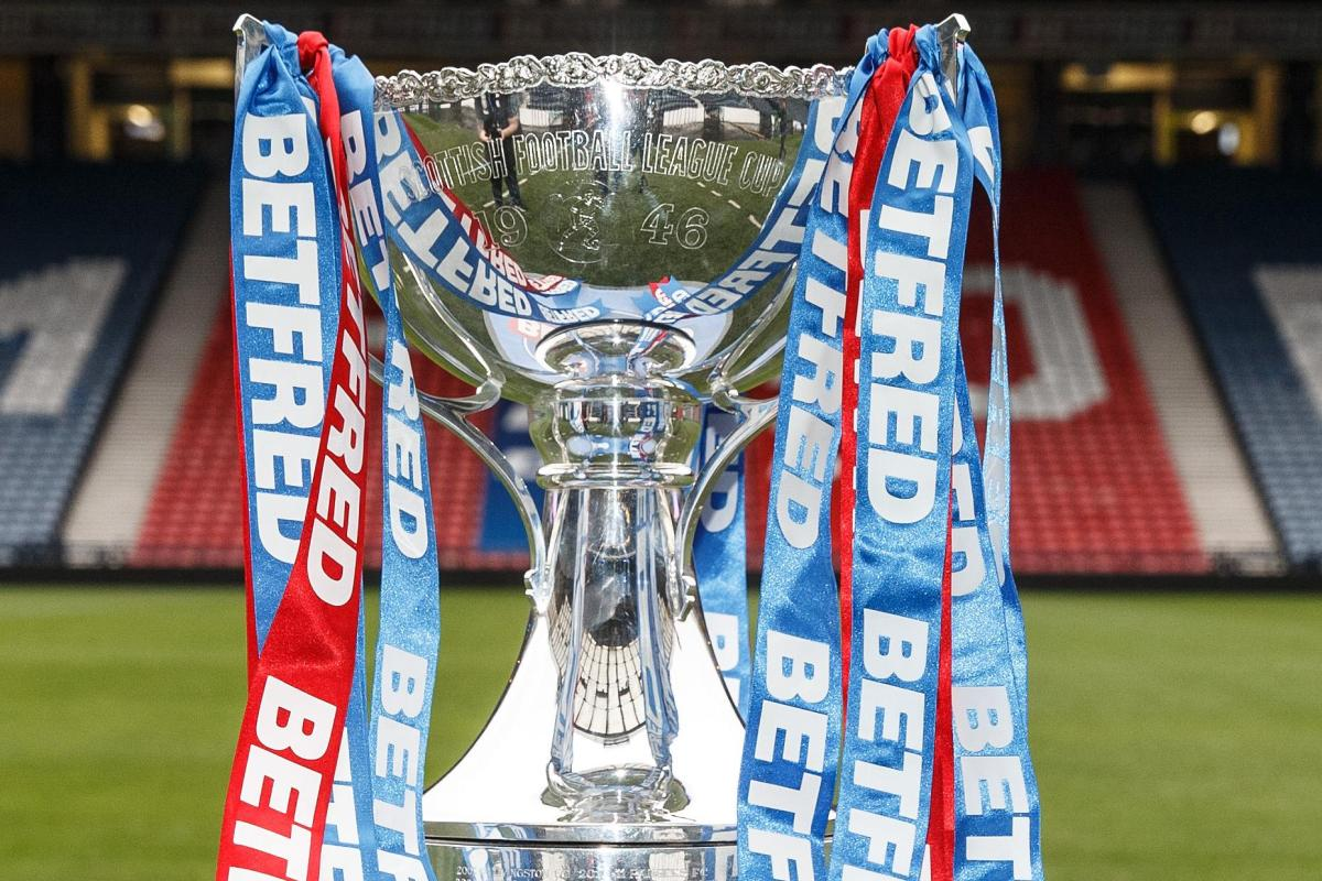 hearts vs celtic and aberdeen vs rangers in betfred cup