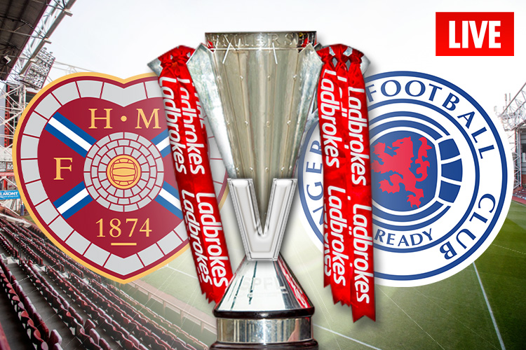 Hearts Vs Rangers Live Score Latest Commentary And Updates From Tynecastle
