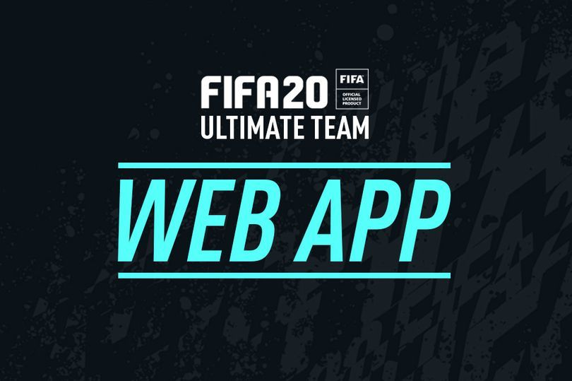 Fifa 20 Web App Release Date Today How To Set Up Fut