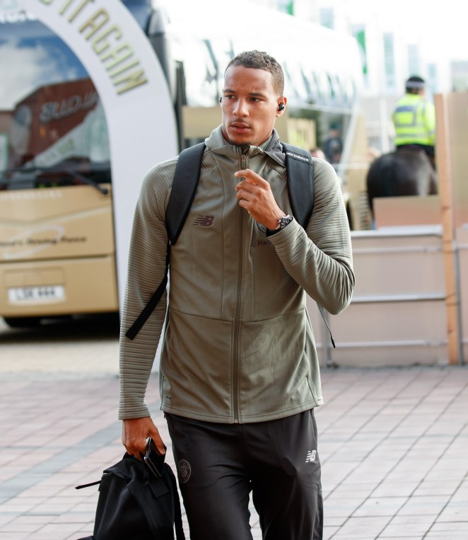 Christopher Jullien was on the bench for crucial Euro clash