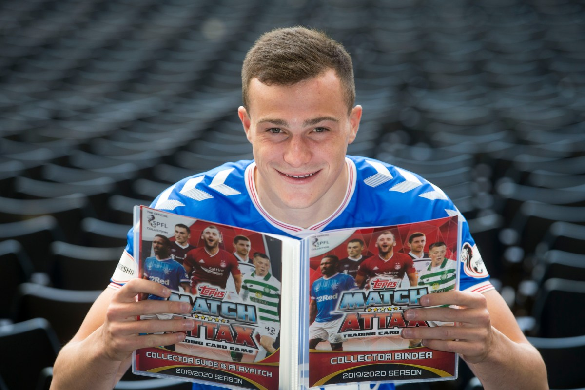 George Edmundson on his difficult start at Rangers and talks with Steven Gerrard