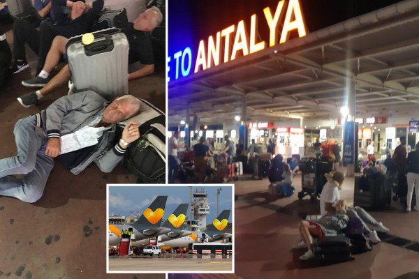 Thomas Cook holidaymakers have just HOURS to get home or face being stranded