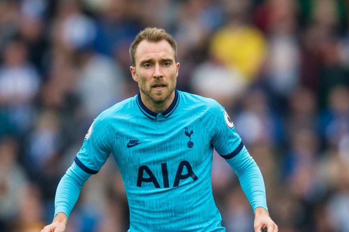 PSG 'to hijack' Real Madrid transfer swoop for Christian Eriksen after Spurs star's deal expires at end of sea