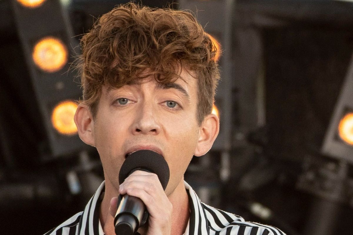 The X Factor: Celebrity viewers confused as Glee's Kevin McHale tries to make it as a singer despite already b