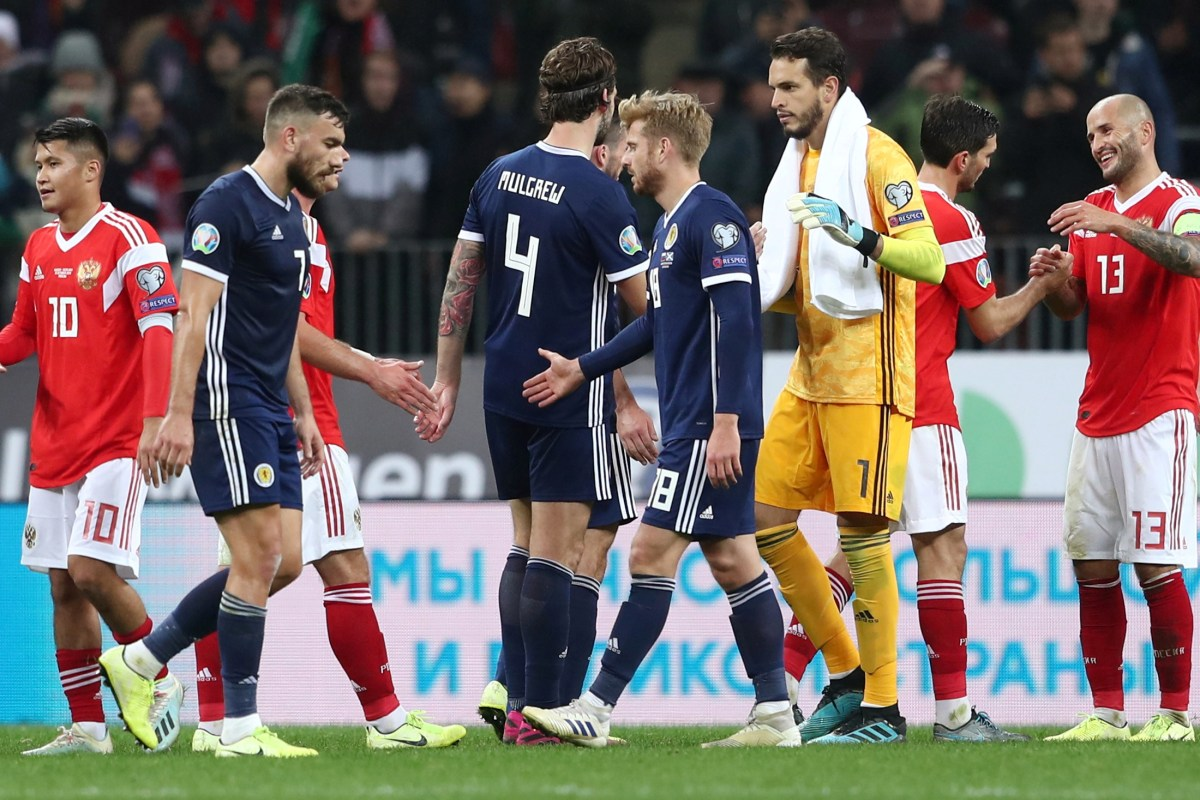 It's clear to me the Scotland players are NOT listening to Steve Clarke, says Kris Boyd