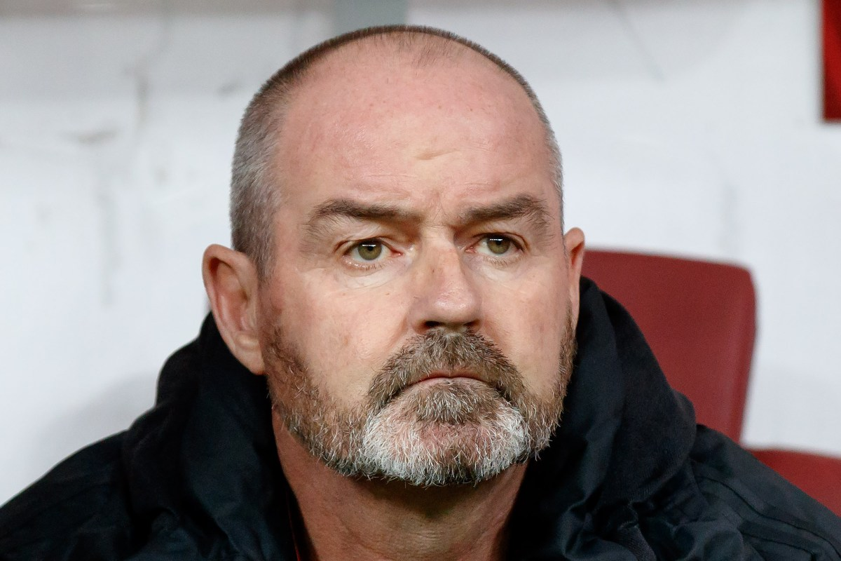 Steve Clarke urges Scotland players to toughen up after Russia defeat