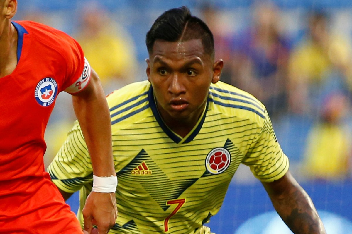 Rangers star Alfredo Morelos could start for Colombia vs Algeria, hints Carlos Quieroz