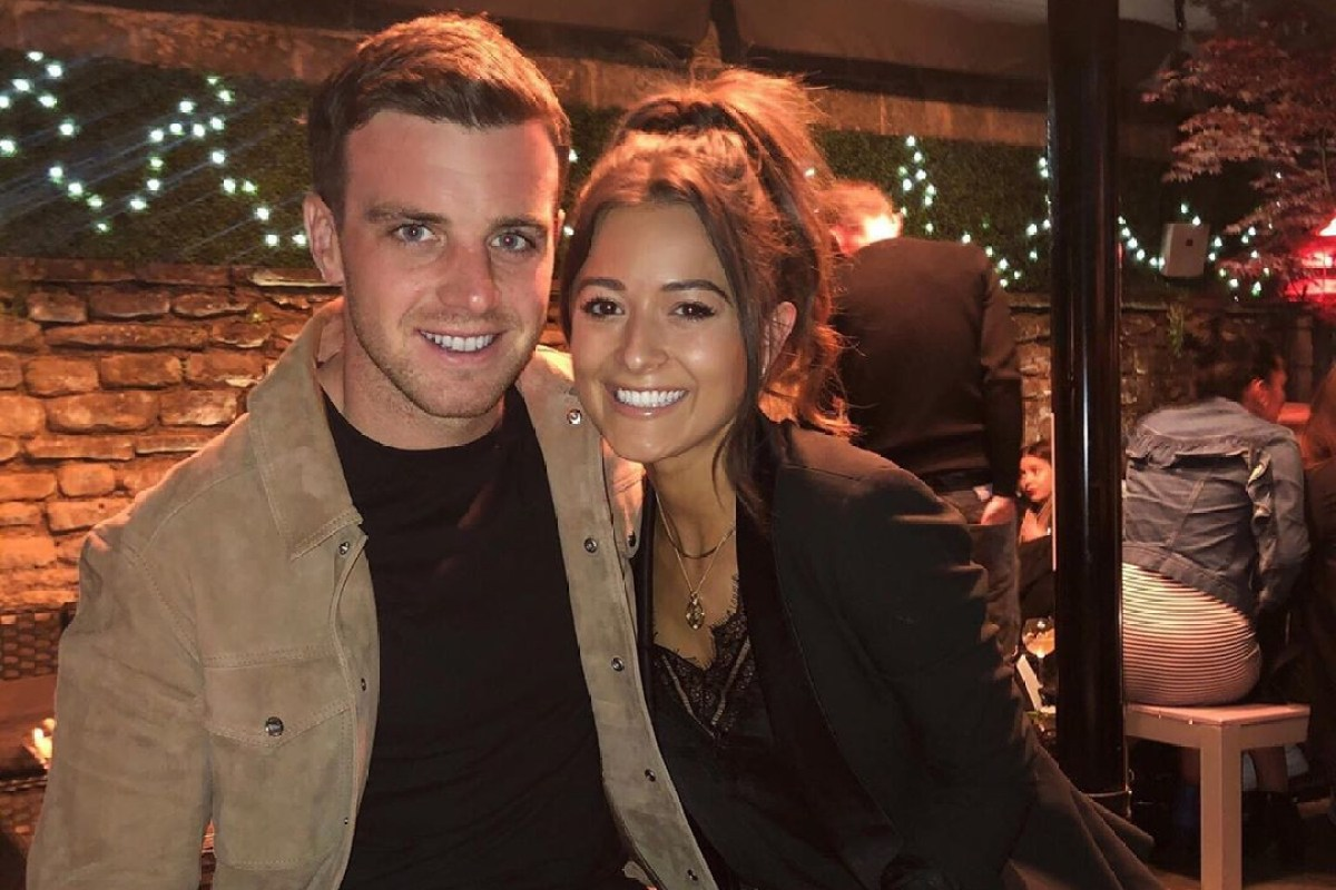 Who is George Ford's fiancée Jessica Portman? Portman boutique owner and Michelle Keegan lookalike