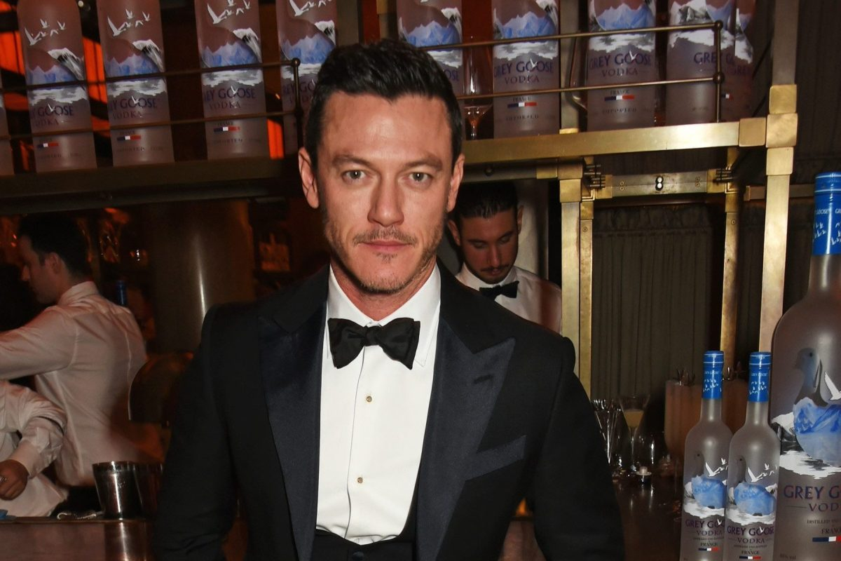 Who is Luke Evans and what films has the Welsh actor been in?