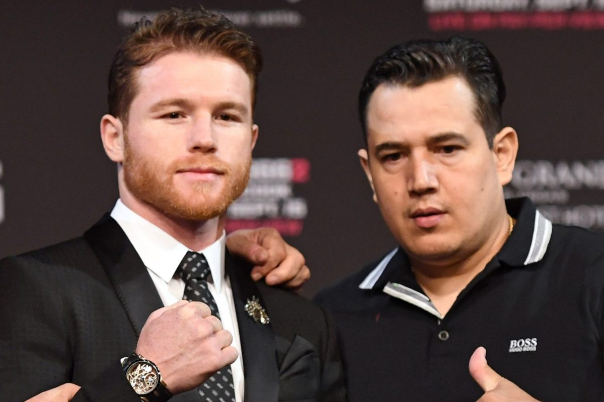 Canelo Alvarez's trainer denies fixing fights and dehydrating opponents following criticism after Sergey K