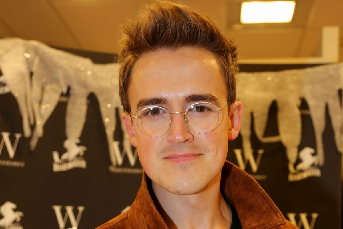 McFly's Tom Fletcher says books are vital to tots' future success as he gets behind books for nurseries cam