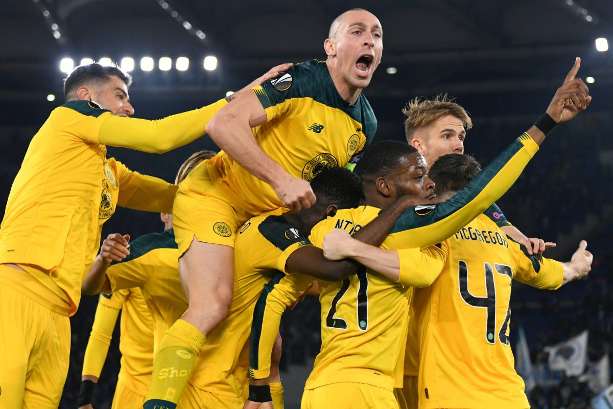 Celtic player ratings as two players land nine out of ten in famous win over Lazio