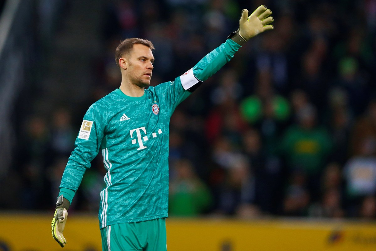 Manuel Neuer on the brink of signing new Bayern Munich contract – but wants assurances over his spot as No1