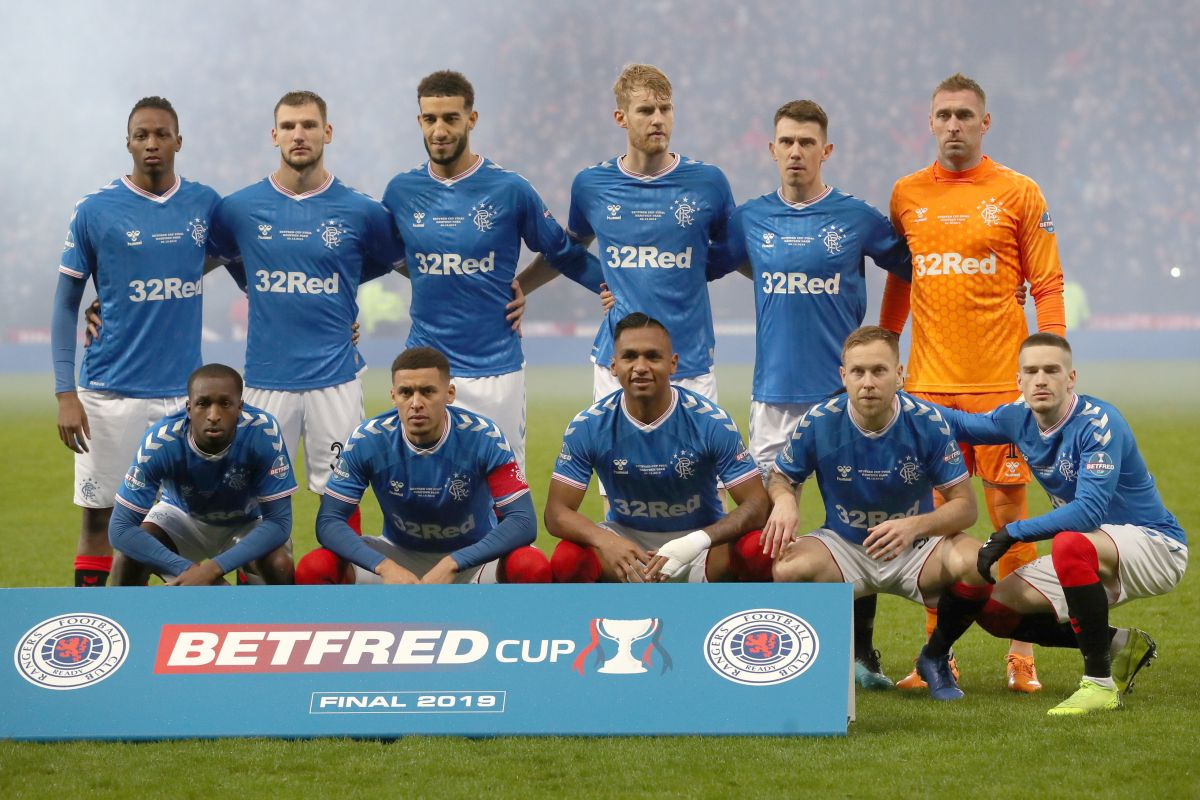 Rangers player ratings as Gers fall to narrow Betfred Cup final defeat to Celtic