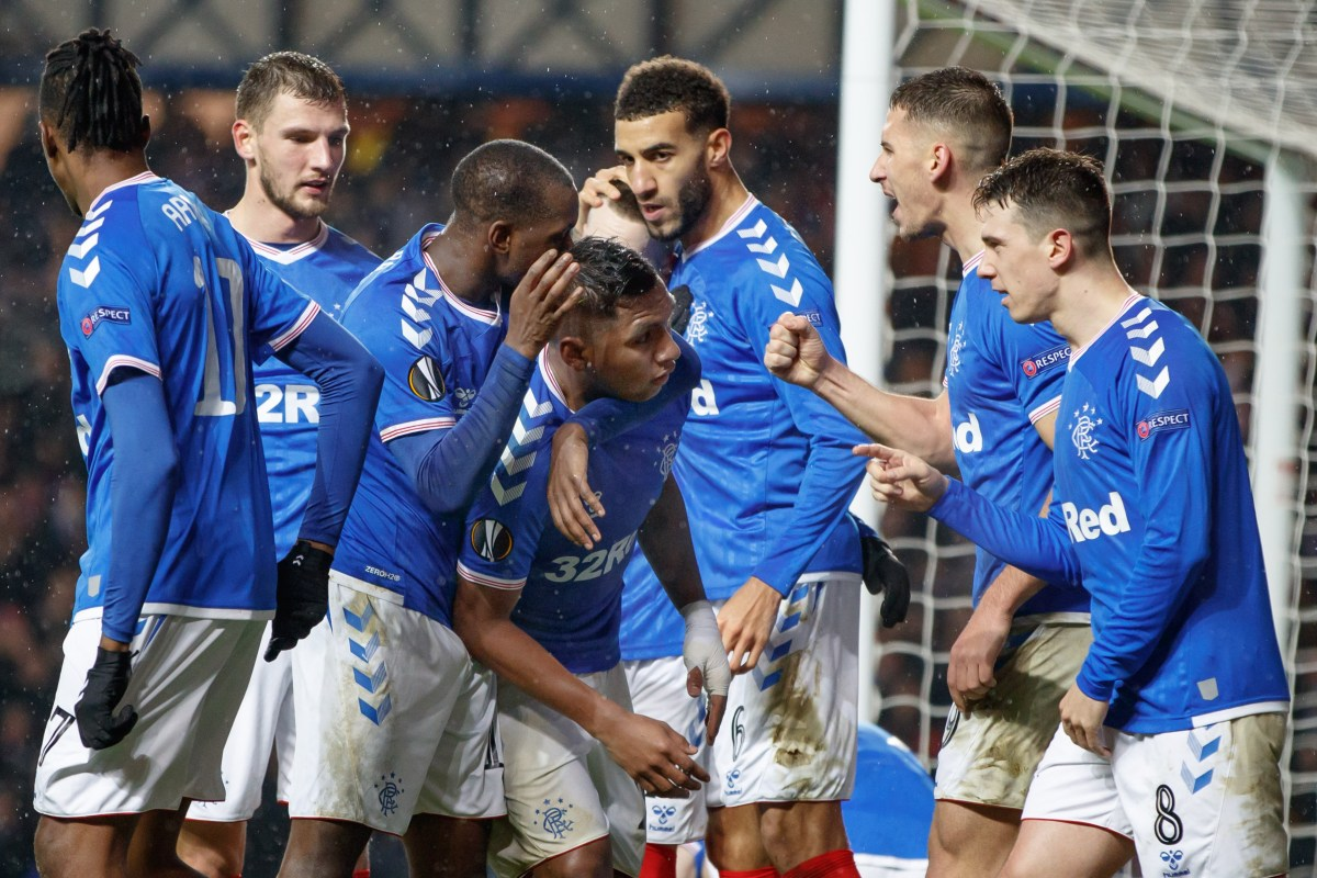 Rangers vs Young Boys: Player ratings as Steven Gerrard's side progress into Europa League last 32