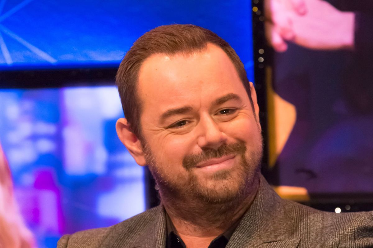 EastEnders Danny Dyer sparks rumours he's launching clothing line after he trademarks his name and signature