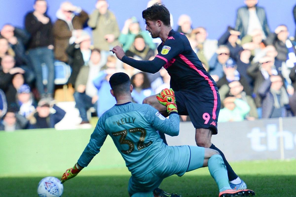 Leeds star Patrick Bamford trolled after 'diving' for penalty vs QPR then MISSING spot-kick