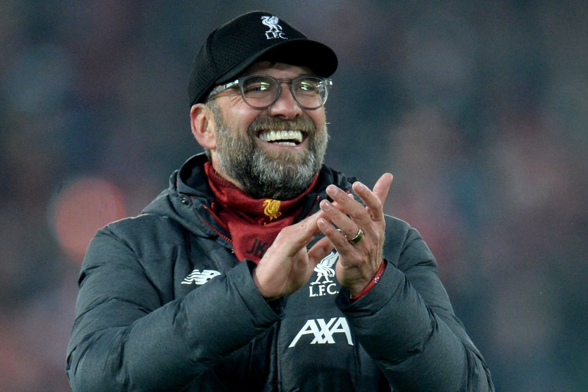 Jurgen Klopp tells Liverpool stars they must do BETTER… despite sitting 13 points clear at top of Prem