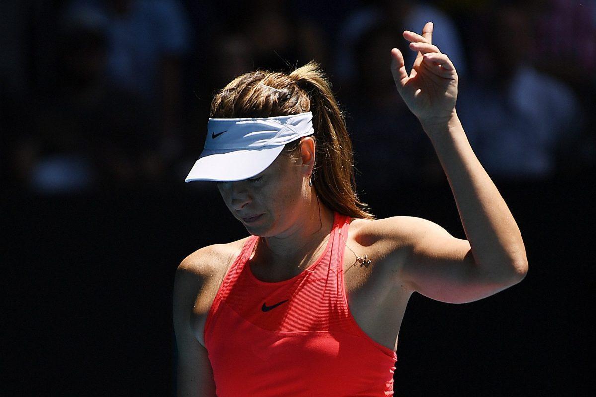 Maria Sharapova slumps to world ranking low after Australian Open disaster