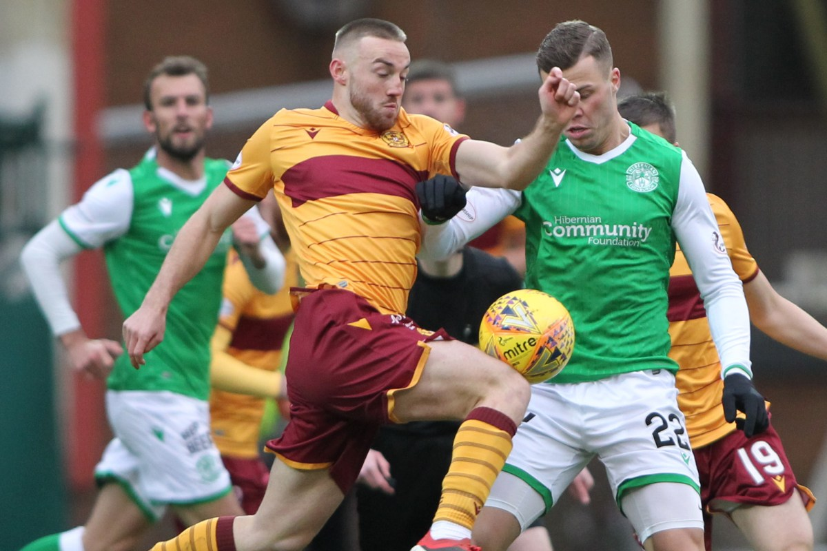 Motherwell 0 Hibs 0 – Ofir Marciano's stunning late save secures a point for Hibees