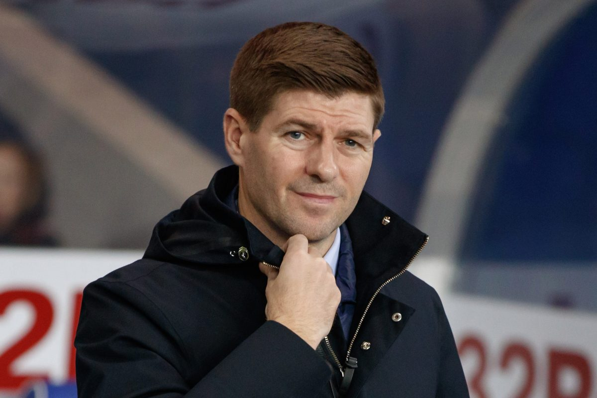 "Gerrard says Rangers are working overtime to sort ""awful"" Ibrox playing surface"