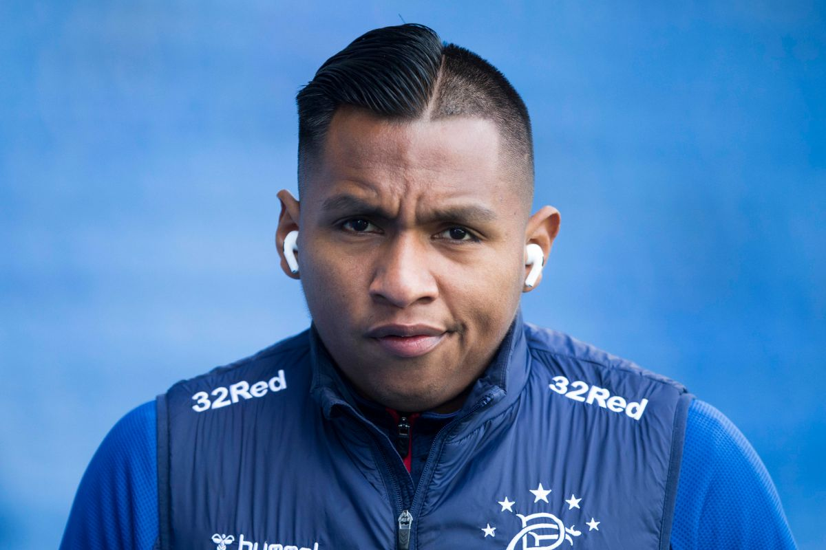 Rangers news: Alfredo Morelos posts cryptic message to fans on Instagram