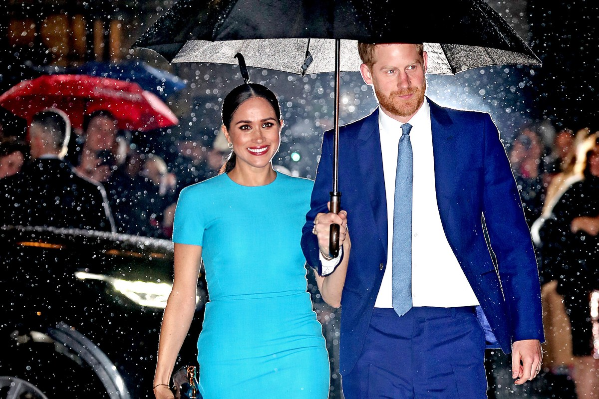 Harry to be 'asked to give up Duke of Sussex title to become US citizen'