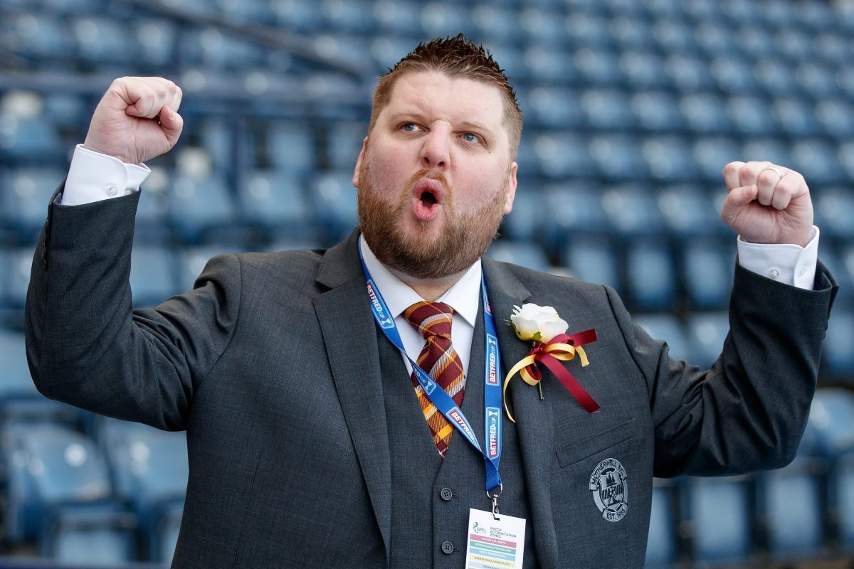Motherwell chief Alan Burrows hails new Sky deal as a 'game-changer'