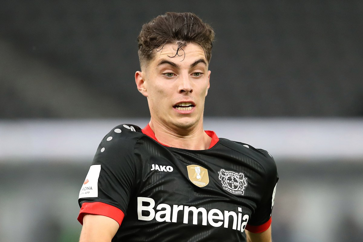 Chelsea to offload six stars to fund move to sign £90m Kai Havertz this summer