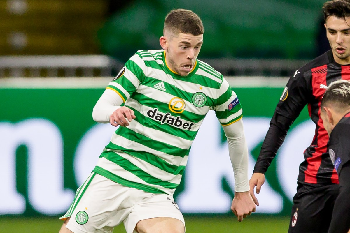 Ryan Christie reveals he tested negative six times for Covid