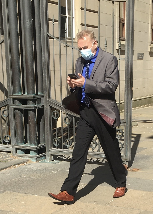 Tilbrook appeared at Edinburgh Sheriff Court on Friday