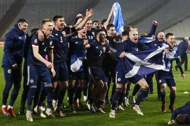 Celtic, Rangers and other academies behind Scotland Euro stars – with nine  playing as youths at Hoops and five released