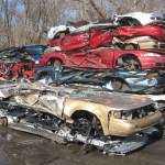 Want the best scrap price for your vehicle? Contact The Scrappers
